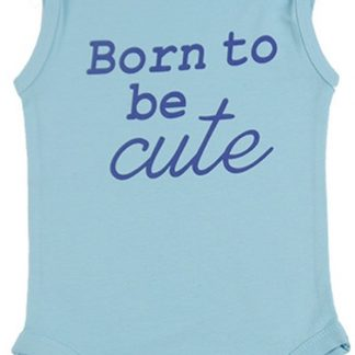 Fun2Wear Romper Born Cute Petit Four maat 74