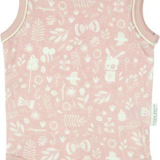 Little Dutch meisjes romper - roze - maat 74/80