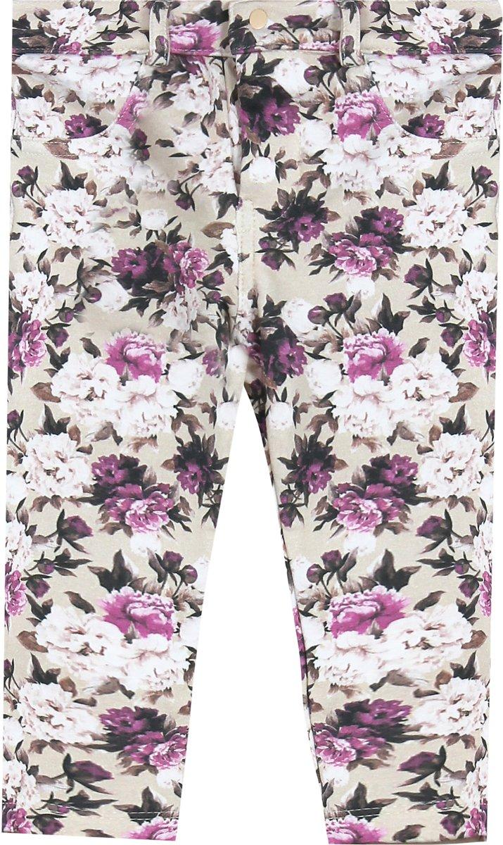 Babykleding Meisje Maat 62.Ducky Beau Broek Jeans Dvpa20 Aop Flower Maat 62 Winter 17 18