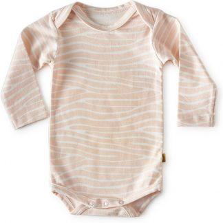 Little Label Meisjes Rompertje - roze - Maat 68