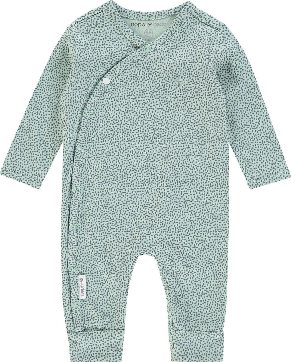 Maat 50 Babykleding.Noppies Boxpak Mint Grey Maat 50 Babykleding Winkel