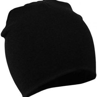 2x Comfortabele Babymuts | Zwart