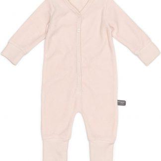 Snoozebaby Meisjes Boxpak - roze - Maat 62 velours