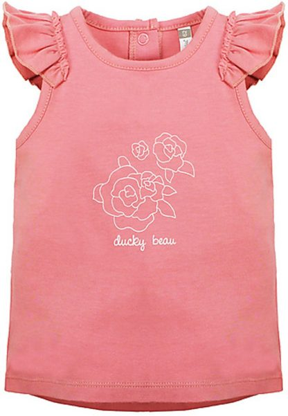 Ducky Beau Baby Top/Singlet - Strawberry Ice - Maat 68