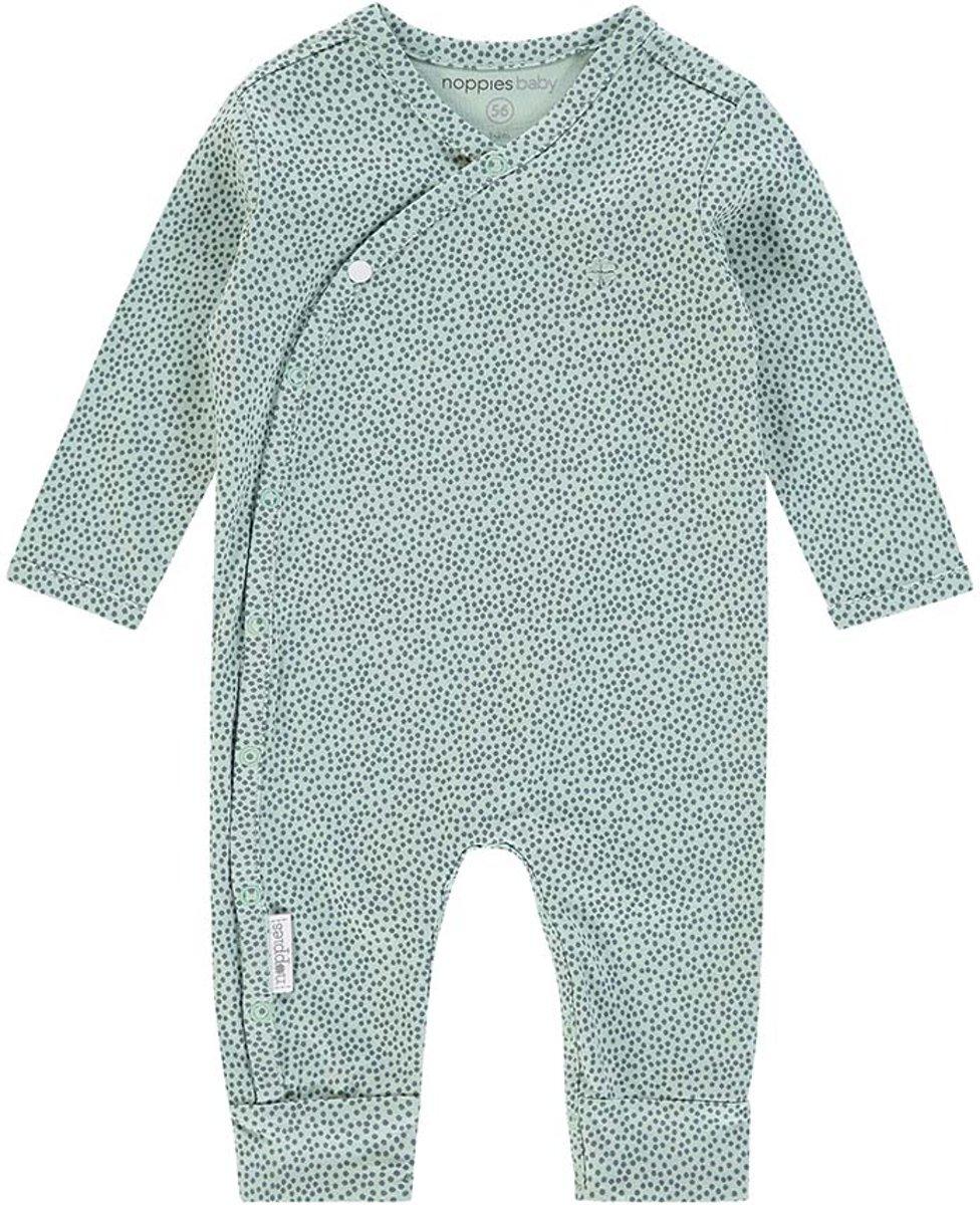 Babykleding Maat 68.Noppies Boxpak Grey Mint Maat 68 Babykleding Winkel