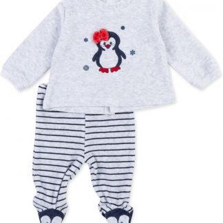 LOSAN 2-delig babyset maat: 53-56 cm (0-1M)