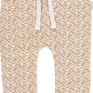 Noppies Unisex Comfortabele broek met all over print Penfield - Apple Cinnamon - Maat 68