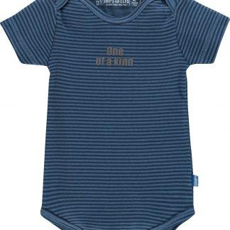 Imps&elfs Boxpak Joy Stripe - Steal blue / dark steal blue - Maat 68