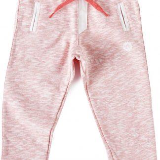 Little Label Unisex Broek - irregular pink - Maat 62/68