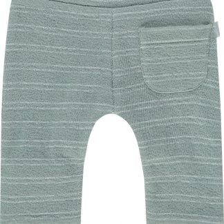 Noppies Unisex Badstof broek Quakertown - Belgian Block - Maat 68