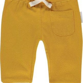 Noppies Unisex Broek relaxed fit Quaqua - Mineral Yellow - Maat 62