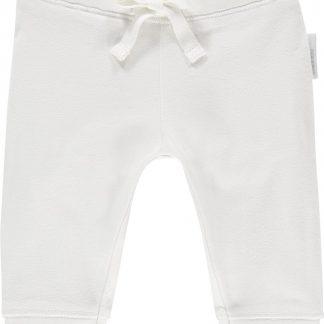 Noppies Unisex Broek slimfit Qingdao - Blanc de Blanc - Maat 62