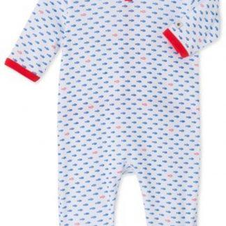Petit Bateau babypyjama jongens - 9m