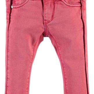 Babyface Meisjes Broek - Roze - Maat 80