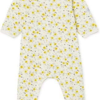 Petit Bateau Meisjes Baby Boxpak - geel - Maat NAI/50 (50 cm)