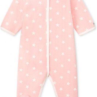 Petit Bateau Meisjes Baby Boxpak - roze - Maat 9 mnd