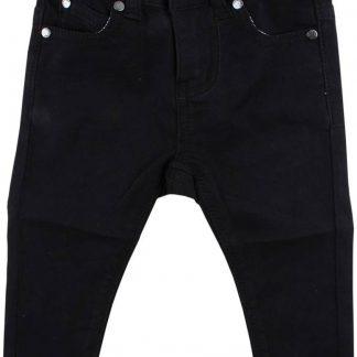 Small Rags zwarte meisjes jeans broek - 80