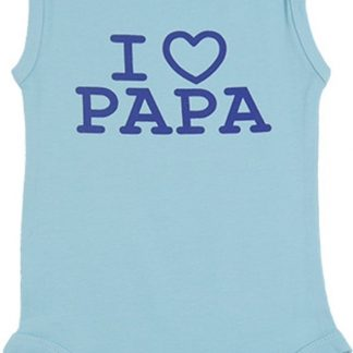 Fun2Wear Romper love papa Petit Four maat 68