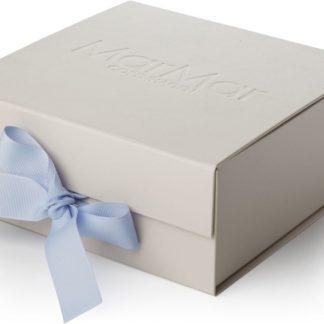 MarMar New Born Gift Box Licht Blauw Size 56