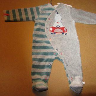 pyjama noukie's 6maand voor jongen, victor