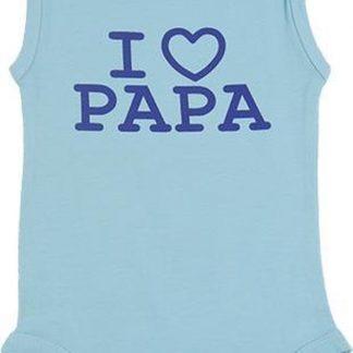 Fun2Wear Romper love papa Petit Four maat 56