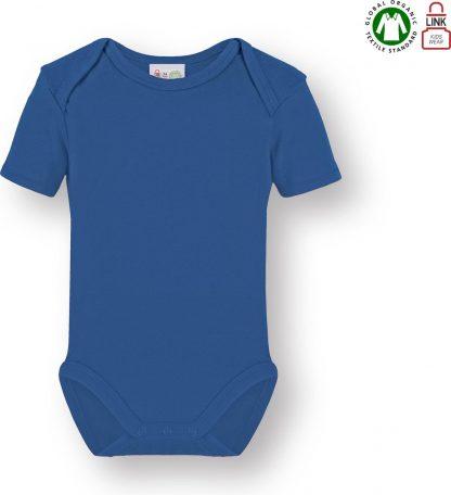 Link Kidswear Jongens Rompertje - Donker Blauw - Maat 74/80