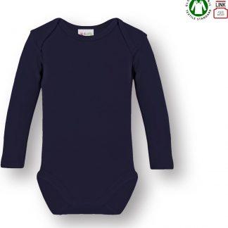 Link Kidswear Jongens Rompertje - Navy - Maat 62/68