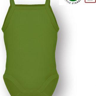 Link Kidswear Unisex Rompertje - Lime Groen - Maat 86/92