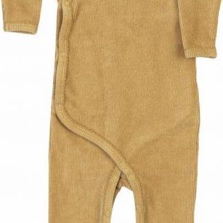 Lodger Baby pakje Jumper Empire - Okergeel - 56