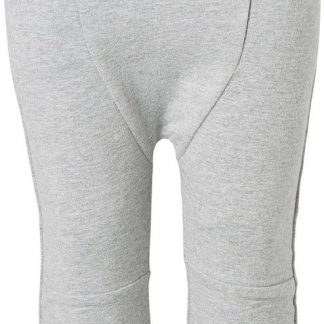 Noppies Jongen Pants sweat Nantes - Dark Grey Melange - Maat 80