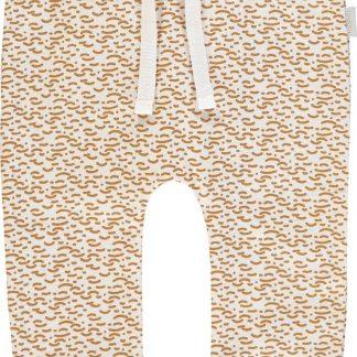Noppies Unisex Comfortabele broek met all over print Penfield - Apple Cinnamon - Maat 62