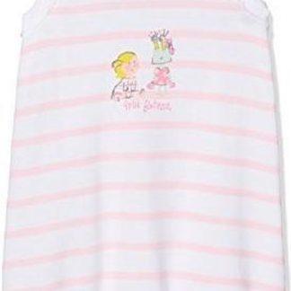 Petit Bateau Meisjes Boxpakje - Roze - Maat 12 mnd