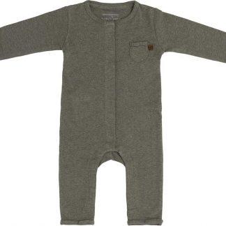 Baby's Only Boxpakje Melange - Khaki - 50 - 100% ecologisch katoen - GOTS