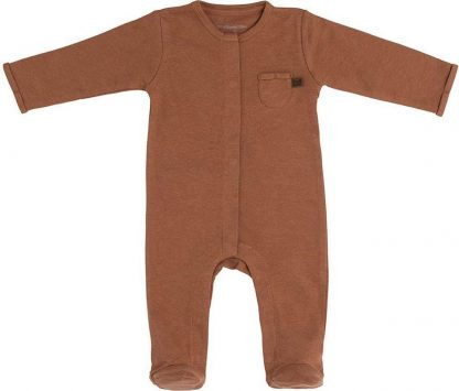 Baby's Only Boxpakje met voetjes Melange - Honey - 50 - 100% ecologisch katoen - GOTS