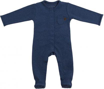 Baby's Only Melange Boxpakje Met Voetjes Jeans Mt. 50
