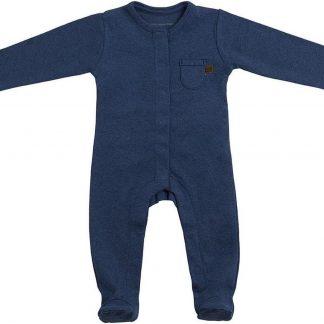 Baby's Only Melange Boxpakje Met Voetjes Jeans Mt. 62