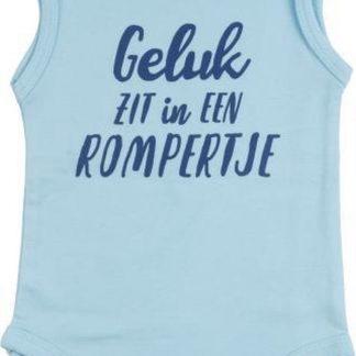 Fun2Wear Romper Geluk Blue Maat 68