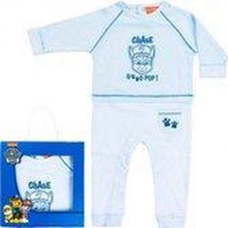 Paw Patrol Chase - Baby pakje - Blauw- 6 maanden