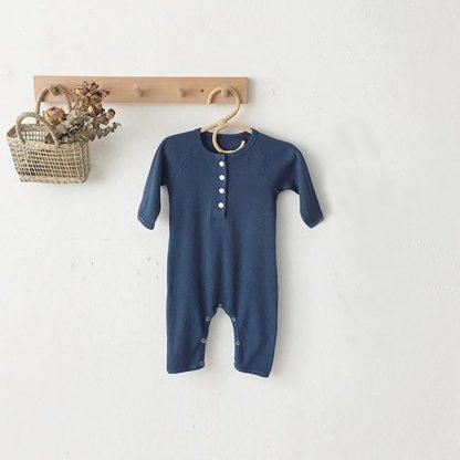 Playsuit Baby Blauw /Boxpak