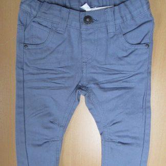 blauwe lange broek voor jongen van dirkje for little dude 1 jaar 80