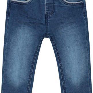 Prénatal Zoë Meisjes Broek Skinny Fit - Kinderkleding Meisje - Blauw Denim - Maat 80