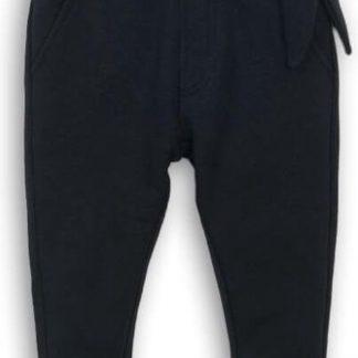 Koko Noko Meisjes lange broeken Koko Noko Jogging trousers zwart 62