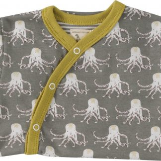 Pigeon - Kruippakje lang - Octopus grey - New born