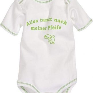 Playshoes Romper Korte Mouw Junior Katoen Beige/groen Mt 62/68
