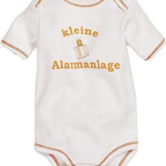 Playshoes Romper Korte Mouw Junior Katoen Beige/oker Mt 74/80