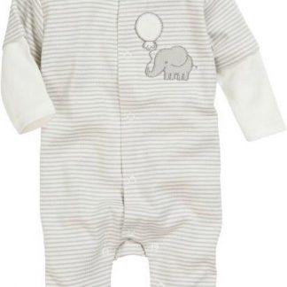 Playshoes Schnizler babypakje olifant crème