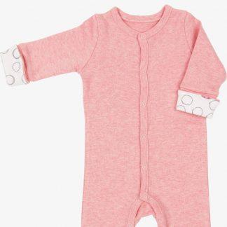 Verhip Boxpak + Muts Roze - 50/56 - Baby - Boxpakje Meisje- Newborn -Kleding Baby Meisje