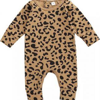 Fabs World baby pakje panterprint (6 maanden)