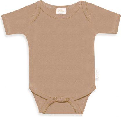 Funnies romper uni line Pinkstone | romper 62-68 | baby | 100% zuivere katoen | rompertjes baby| rompers | romper korte mouw