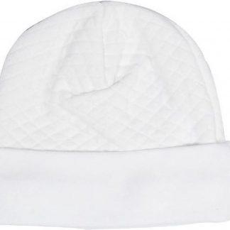 Trixie Babymuts Diamond White Junior Polykatoen Wit One-size